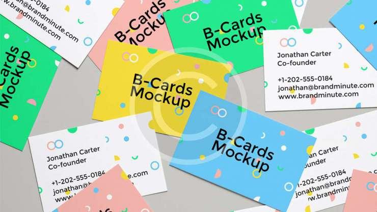 Una tarjeta de visita que habla de ti